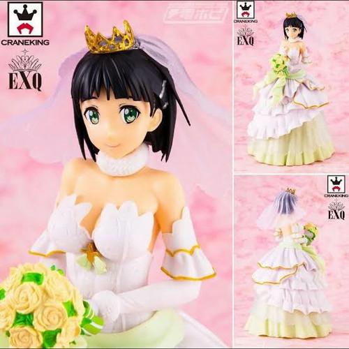 Foto Produk EXQ Figure Suguha Sword Art Online SAO Wedding Dress dari fabriculousm