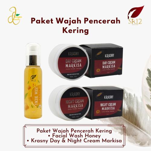 Foto Produk Paket Wajah Pencerah Kering dari DistributorSR12_Kalimantan