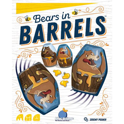 Foto Produk Bears in Barrels ( Original ) Board Game - TBG dari Toko Board Game
