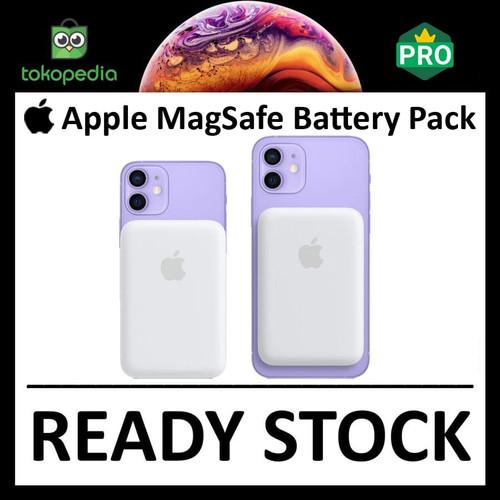 Foto Produk (RESMI) Apple Magsafe Battery Pack 1460 mAh for iPhone 12 Pro Max iBox - INTER dari Big Berry Cellular