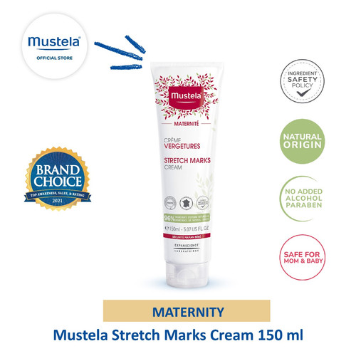 Foto Produk Mustela Stretch Marks Cream 150 ml dari Mustela Indonesia