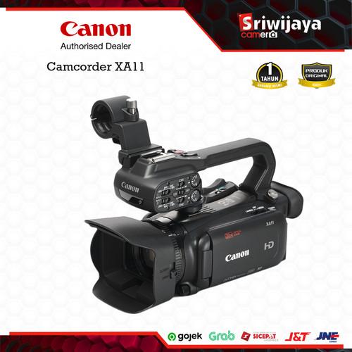 Foto Produk Camcorder Canon XA11 dari Sriwijaya Camera Denpasar