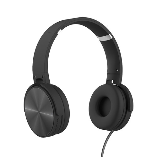 Foto Produk MINISO Model Headphone Lipat: JB-950 Earphone Kualitas Suara Jernih - Hitam dari Miniso Indonesia