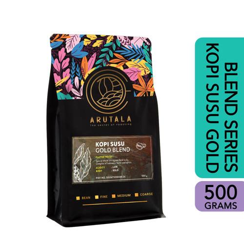 Foto Produk ARUTALA Kopi Susu Gold Blend 500 gram - Biji dari Arutala Online Co.