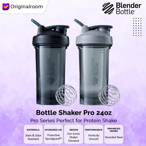 Foto Produk BlenderBottle Pro Shaker Bottle Pro Series Tritan Anti Stain and Odor - Abu-Abu, 24oz dari Originalroom