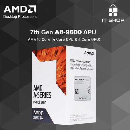 Foto Produk Processor AMD AM4 A8 9600 Box dari IT-SHOP-ONLINE