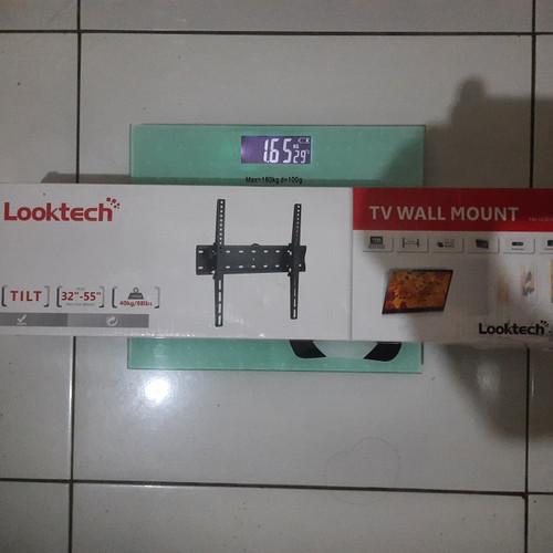 Foto Produk looktech bracket tv 32-55 inch dari Adnan bracket tv surabaya