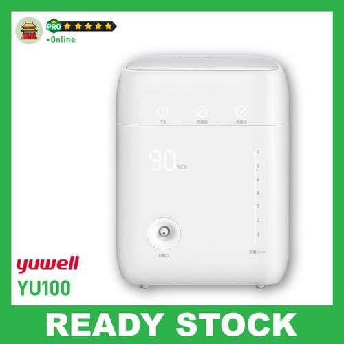 Foto Produk [Ready] Yuwell 300 HomeCare Oxygen Concentrator | Mesin Oksigen Rumah - YU100 dari Tiga Kerajaan