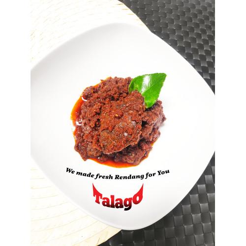 Foto Produk Rendang Talago Paru 1/2 Kg - Original dari Rendang Talago