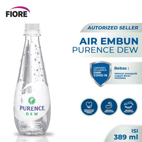 """Foto Produk Purence Dew """"Air Minum Embun"""" - 389 ML dari Fiore Official Store"""