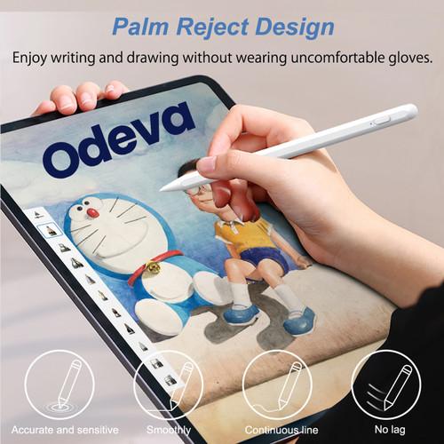 Foto Produk Stylus Apple Pen Palm Rejection [ORIGINAL] Model Ipad Apple Pencil 2 - Odeva Pencil 2 dari Gagoo Official Store