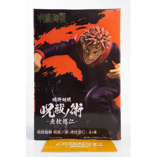 Foto Produk Action Figure Itadori Yuji Jujutsu Kaisen Punch Pose Anime Figure - WITH BOX dari Boluner-Shop