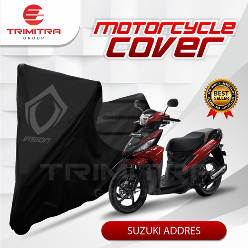 Foto Produk Sarung Cover Motor / Penutup Motor / Selimut Tutup Motor Vision MATIC - Vision Indoor dari Trimitra Group