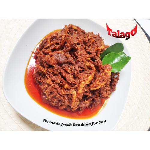 Foto Produk Rendang Talago Ayam 1 Kg - Original dari Rendang Talago