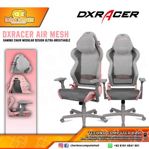 Foto Produk KURSI GAMING DXRACER AIR Gaming Chair Module Design Breathable Mesh - Merah Muda dari Techno Computer Bali