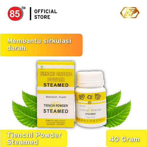 Foto Produk Tienchi Powder Steamed peninggi badan, stamina dari CITRA DELI KREASITAMA