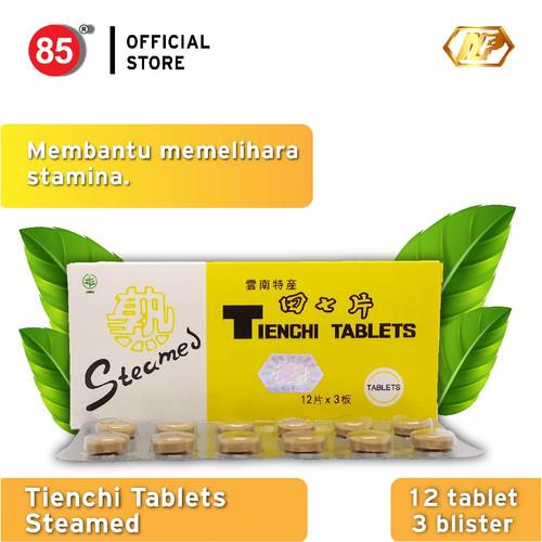 Foto Produk Nan Fung - Tienchi Tablet Steamed 36's untuk tinggi badan anak dari CITRA DELI KREASITAMA