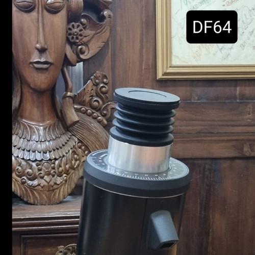 Foto Produk Grinder push hitam - penggiling kopi dari ROK W1 Dripper