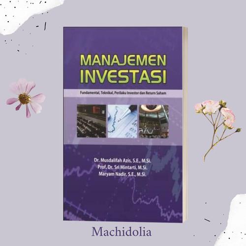 Foto Produk Buku Manajemen Investasi Fundamental Murah dari Machidolia