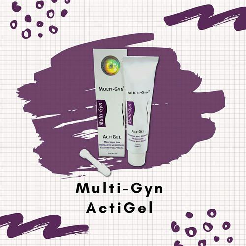 Foto Produk Multi Gyn Actigel Obat Keputihan / Iritasi Kewanitaan dari bagusgege-store