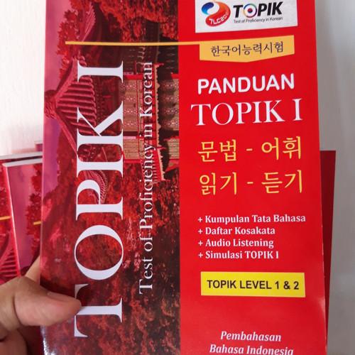 Foto Produk Bedah TOPIK Korea dari Korean First Official