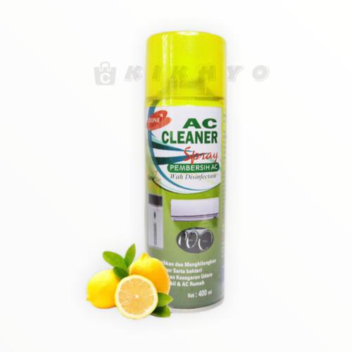 Foto Produk ZONE AC Cleaner Spray Disinfectant Pembersih AC Mobil Ruangan 400 ml dari Kikhyo