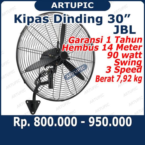 Foto Produk Kipas Angin Wall Fan 30 inch merk JBL Dinding Kandang Ayam Gudang dari ArtupicPeralatanPeternak