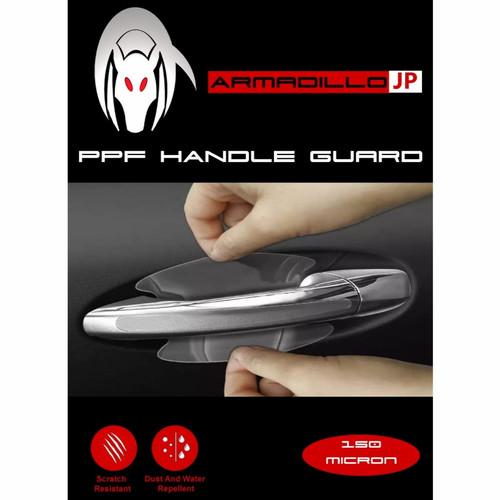 Foto Produk PPF Handle Protector film 150micron anti baret kuku 1 set 4pcs - M dari CLARTE DETAILING TOOLS