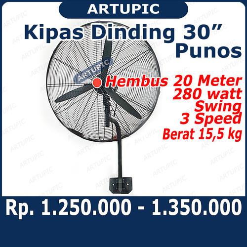 Foto Produk Kipas Dinding Wall Fan 30 inch merk PUNOS - Wallfan kipas serba guna dari ArtupicPeralatanPeternak