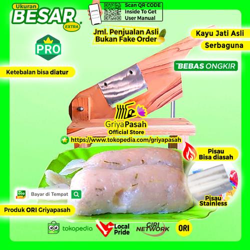 Foto Produk Alat pemotong kerupuk nasi hasil tipis dari Griyapasah Official Store