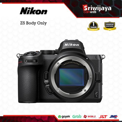 Foto Produk Camera Nikon Z5 Body dari Sriwijaya Camera Denpasar