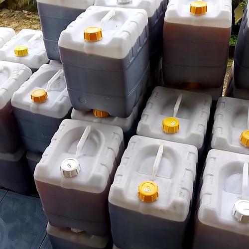Foto Produk Madu Murni Akasia Karpa ASLI ORIGINAL CURAH + Uji Lab Kemasan 25 Kg dari Manglayang Herbal