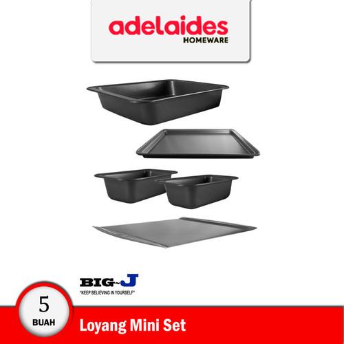 Foto Produk Big J Loyang Mini Set isi 5 dari Adelaides' Homeware