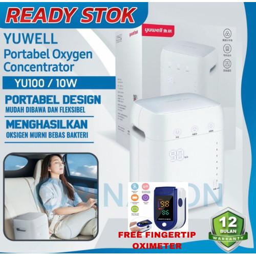 Foto Produk oxygen concentrator yuwell yu100 READY STOCK dari melux idn