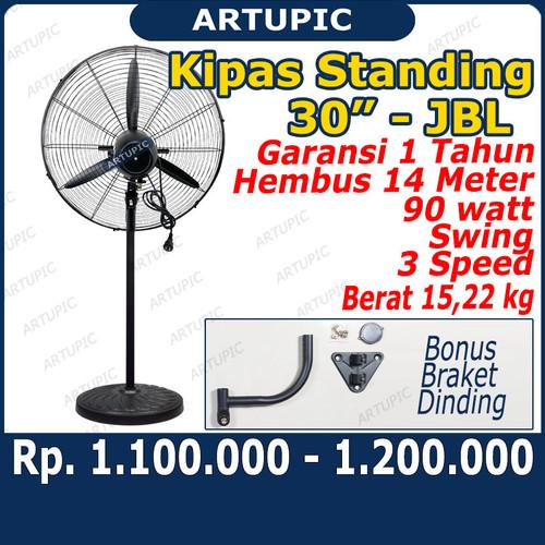 """Foto Produk Kipas STANDING Fan 30 inch merk JBL Kipas Angin Berdiri Standing 30"""" dari ArtupicPeralatanPeternak"""