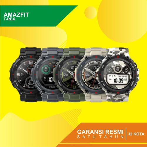 Foto Produk Amazfit TREX Explore Your Instinct Military Grade Garansi Resmi - KHAKI dari Kardel Shop