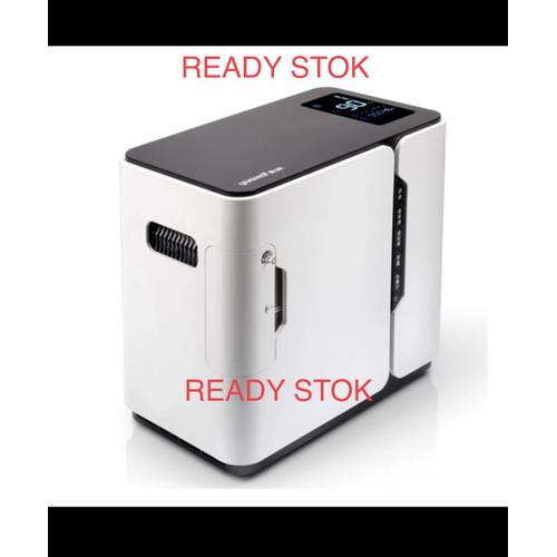 Foto Produk Yuwell Oxygen Concentrator YU300 YU300S Mesin Homecare Generator 1-7L - YU300 dari rajabanting