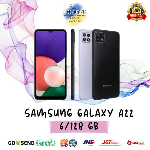 Foto Produk Samsung Galaxy A22 LTE (6+128 GB) - Hijau dari idbeautyid