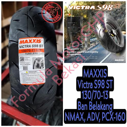 Foto Produk Maxxis Victra 130/70-13 Free Pentil / Ban Belakang Nmax dari FMGHP