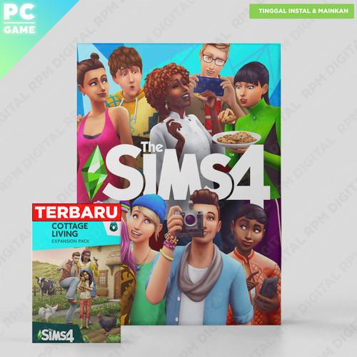 Foto Produk The Sims 4 + ALL DLC - PC Game - DL(GoogleDrive) dari RPM Digital
