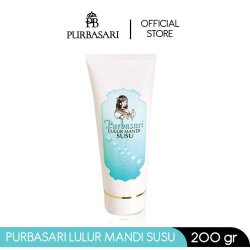 Foto Produk Purbasari Lulur Mandi Susu Tube dari PURBASARI INDONESIA