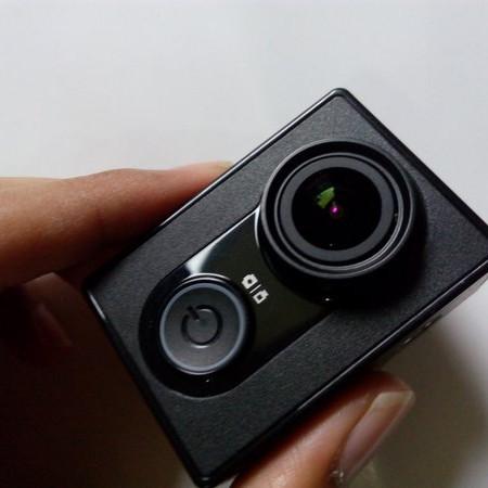 Foto Produk Xiaomi Yi Versi International(Black) - Action cam Super Lengkap - Camera Only dari Baper Shopku