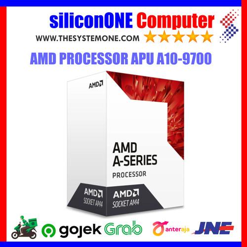 Foto Produk AMD Processor A10-9700 AM4 dari silicon ONE Computer