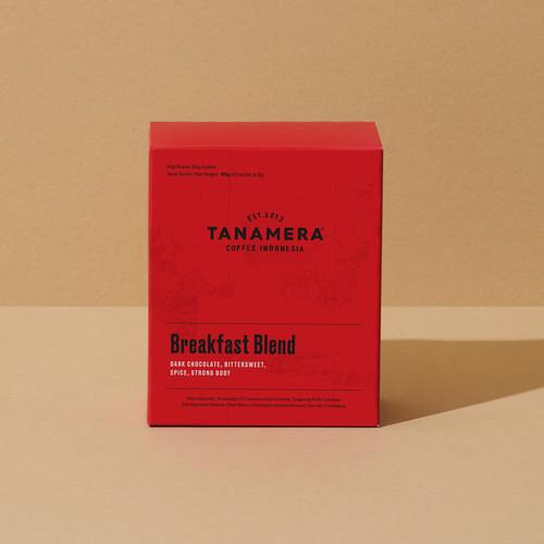 Foto Produk Tanamera Coffee Drip Bag / Filter Bag: Breakfast Blend - 5 Drip Bag dari Tanamera Coffee