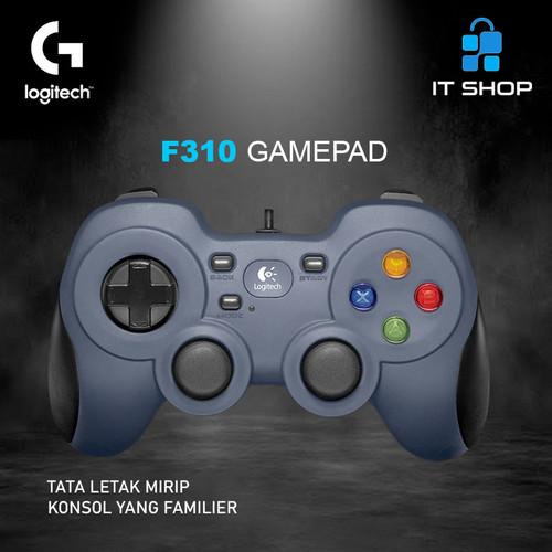 Foto Produk Logitech F310 Gamepad dari IT-SHOP-ONLINE