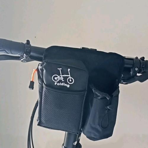 Foto Produk Tas Sepeda Lipat Seli dari sixteengear