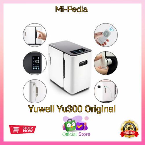Foto Produk Oxygen Concentrator Yuwell YU300 original dari mi-pedia