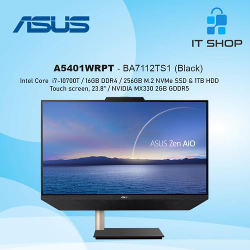Foto Produk ASUS AIO Core i7 A5401WRPT-BA7112TS1 - Black dari IT-SHOP-ONLINE
