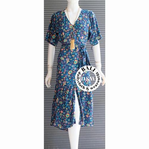 Foto Produk Longdress pantai bali /longdress tie dye kupu /dress pantai /bju sntai - Gambar 6 dari dailycloth & wearoutfit