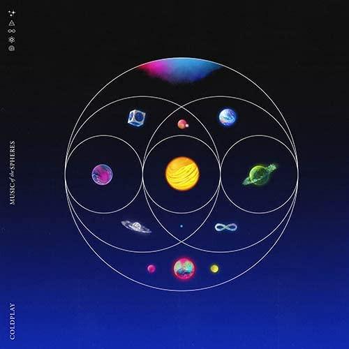 Foto Produk CD Coldplay Music of the Spheres Pre Order dari Creative Disc